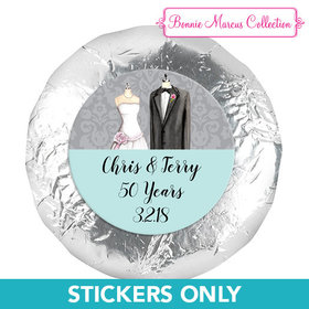 Bonnie Marcus Collection Anniversary Forever Together Stickers (48 Stickers)