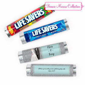 Personalized Anniversary Forever Together Lifesavers Rolls (20 Rolls)