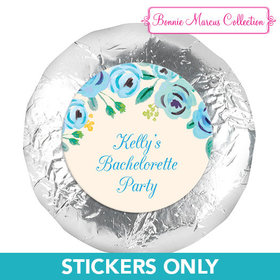 "Bonnie Marcus Collection Bachelorette Party Favors Here's Something Blue 1.25"" Stickers (48 Stickers)"