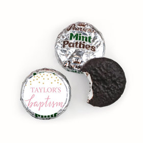 Personalized Bonnie Marcus Baptism Confetti Pearson's Mint Patties