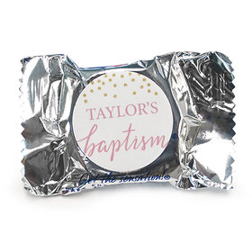 Personalized Bonnie Marcus Baptism Confetti York Peppermint Patties
