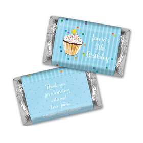 Bonnie Marcus Collection Personalized Miniature Wrappers Birthday Cupcake Dazzle