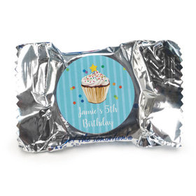 Bonnie Marcus Collection Birthday Cupcake Dazzle York Peppermint Patties