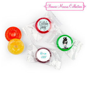 Bonnie Marcus Collection In Vogue Birthday Stickers Personalized LifeSavers 5 Flavor Hard Candy