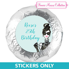 "Bonnie Marcus Collection Birthday In Vogue Birthday 1.25"" Stickers (48 Stickers)"