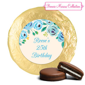 Bonnie Marcus Collection Birthday Here's Something Blue Milk Chocolate Covered Oreo Cookies (24 Pack)