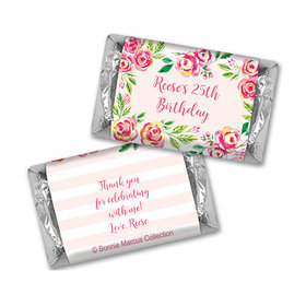 Bonnie Marcus Collection Personalized Mini Candy Bar Wrapper Birthday