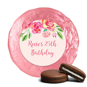 Bonnie Marcus Collection Birthday In the Pink Birthday Favors Milk Chocolate Covered Oreo Cookies (24 Pack)