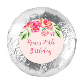 "Bonnie Marcus Collection Birthday In the Pink Birthday Favors 1.25"" Stickers (48 Stickers)"
