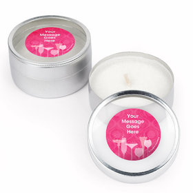 Born to be Fabulous Personalized Candle (Set of 12)