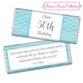 Personalized Adult Birthday Hershey's Chocolate Bar & Wrapper