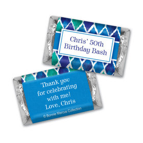 Bonnie Marcus Personalized Adult Birthday Hershey's Miniatures