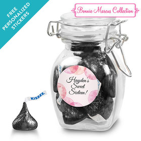 Bonnie Marcus Collection Personalized Latch Jar - Blithe Spirit Birthday (6 Pack)
