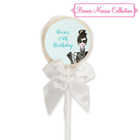 Bonnie Marcus Collection Personalized Lollipop Vogue Birthday (24 Pack)
