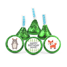 Personalized Birthday Scouting Pals Hershey's Kisses (50 pack)