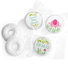 Bonnie Marcus Collection Safari Snuggles Baby Shower Stickers - Custom Life Savers