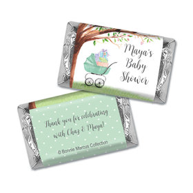 Bonnie Marcus Collection Baby Shower Mini Candy Bar Wrapper Rockabye Baby
