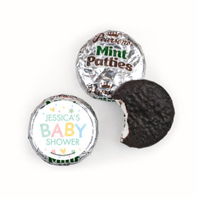 Personalized Bonnie Marcus Sweet Baby Shower Pearson's Mint Patties