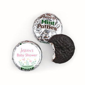 Personalized Bonnie Marcus Baby Shower Pearson's Mint Patties