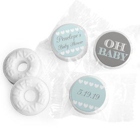 Personalized Bonnie Marcus Baby Shower Oh Baby Life Savers Mints