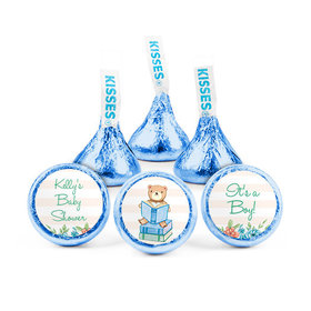 Personalized Baby Shower Story Time Hershey's Kisses (50 pack)