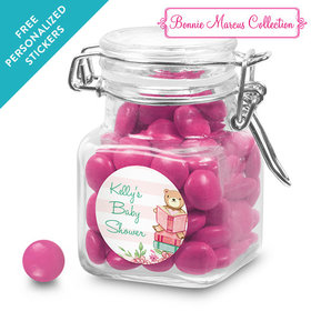 Bonnie Marcus Collection Personalized Latch Jar - Favors Story Time (12 Pack)