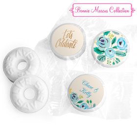 Bonnie Marcus Collection Here's Something Blue Engagement Stickers Personalized Life Savers