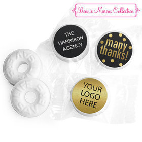 Personalized Bonnie Marcus Business Many Thanks Life Savers Mints