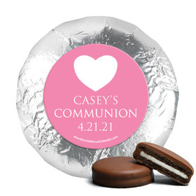 Personalized Girl First Communion Religious Symbols Chocolate Covered Oreos
