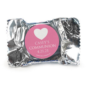 Personalized Girl First Communion Religious Symbols York Peppermint Patties