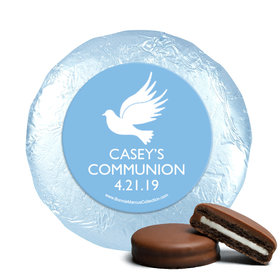 Personalized Boy First Communion Religious Icons Chocolate Covered Oreos