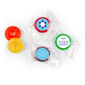 Personalized Bonnie Marcus HanukkahLife Savers 5 Flavor Hard Candy