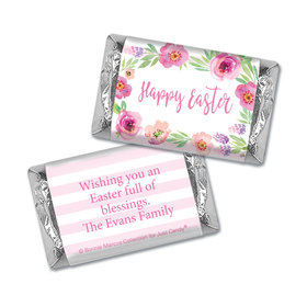 Bonnie Marcus Collection Easter Pink Flowers Mini Wrappers