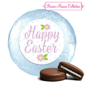 Bonnie Marcus Collection Easter Purple Flowers Milk Chocolate Covered Oreos (24 Pack)