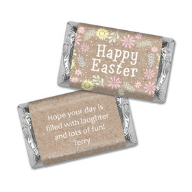 Bonnie Marcus Collection Easter Pastel Flowers Mini Wrappers