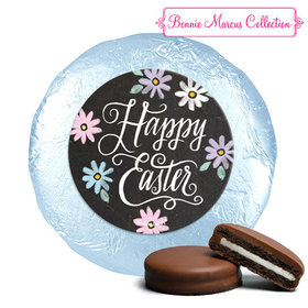 Bonnie Marcus Collection Happy Easter Script Milk Chocolate Covered Oreos (24 Pack)