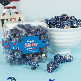 4th of July Fireworks Candy Coated Popcorn 3.5 oz Bags