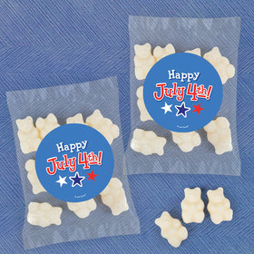Happy 4th of July Candy Bags with Gummi Bears