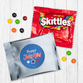 Happy 4th of July Skittles