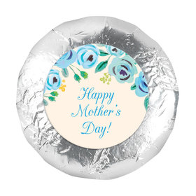 """Bonnie Marcus Collection Here's Something Blue Mother's Day 1.25"""" Stickers (48 Stickers)"""