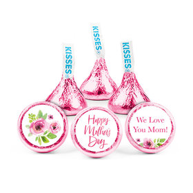 """Personalized Bonnie Marcus Mother's Day Floral Mother's Day 3/4"""" Stickers (108 Stickers)"""