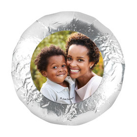 Personalized Bonnie Marcus Mother's Day Photo 1.25in Stickers (48 Stickers)
