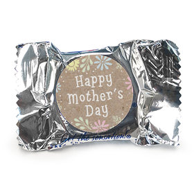 Bonnie Marcus Collection Mother's Day Pastel Flowers York Peppermint Patties