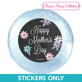 "Bonnie Marcus Collection Mother's Day Script 1.25"" Stickers (48 Stickers)"