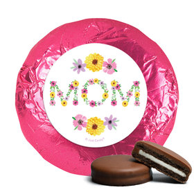 Bonnie Marcus Mother's Day Mom in Flowers Milk Chocolate Covered Oreos