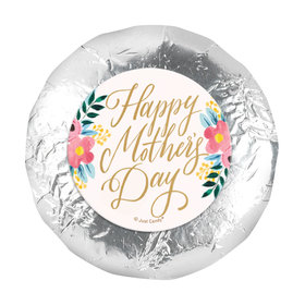 Bonnie Marcus Mother's Day Floral 1.25in Stickers (48 Stickers)