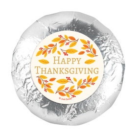 "Bonnie Marcus Thanksgiving Giving Thanks 1.25"" Stickers (48 Stickers)"