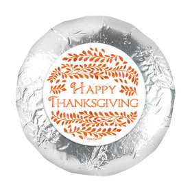 "Bonnie Marcus Thanksgiving Leaves 1.25"" Stickers (48 Stickers)"