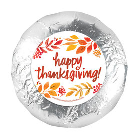 "Bonnie Marcus Thanksgiving Fall Foliage 1.25"" Stickers (48 Stickers)"