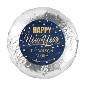 "Personalized New Year's Midnight Celebration 1.25"" Stickers (48 Stickers)"